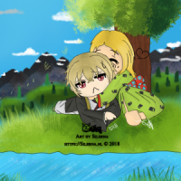 Kazama and Yasumi